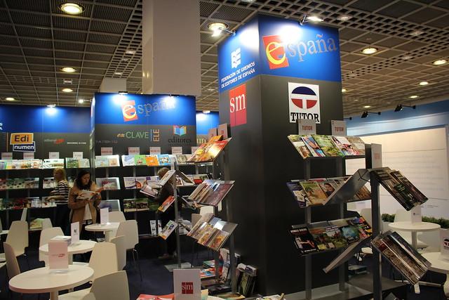 Espana - Frankfurt Buchmesse 2015
