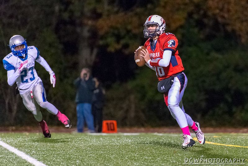 Foran High vs. West Haven - High School Football
