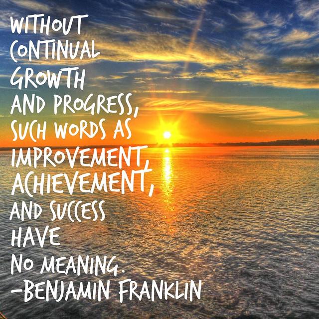 Improvement quote
