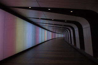 Colourful Tunnel