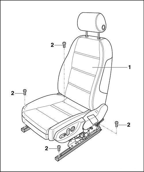75237 - Instalacja modułu pamięci ustawień fotela kierowcy i lusterek - 17