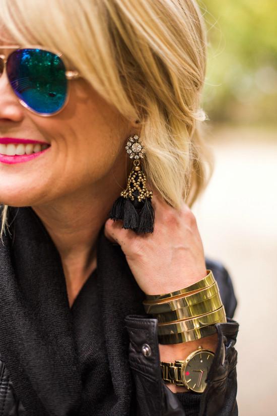Hi Sugarplum | How to Wear a Sweater Dress