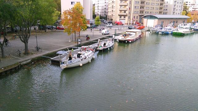 Port saint Sauveur