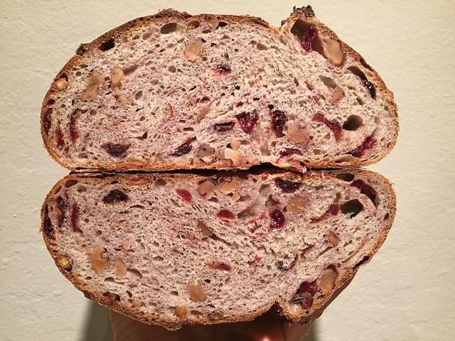 Cranberry Walnut / Kamut