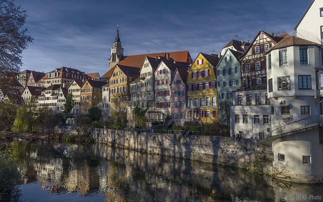 Classical view of Tübingen - I
