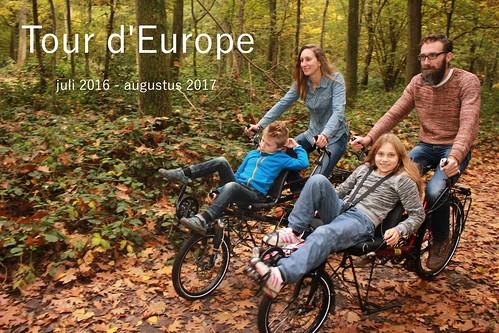 Tour d europe
