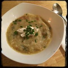 #Homemade #potatoSoup #CucinaDelloZio -