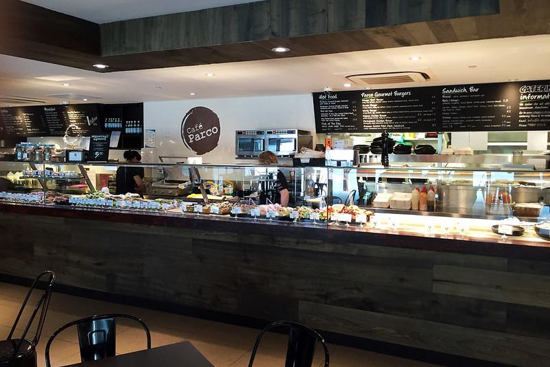 Cafe Parco