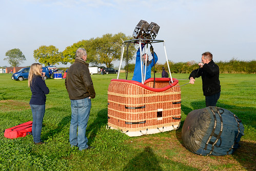 Naburn Lock Balloon Meet 2015