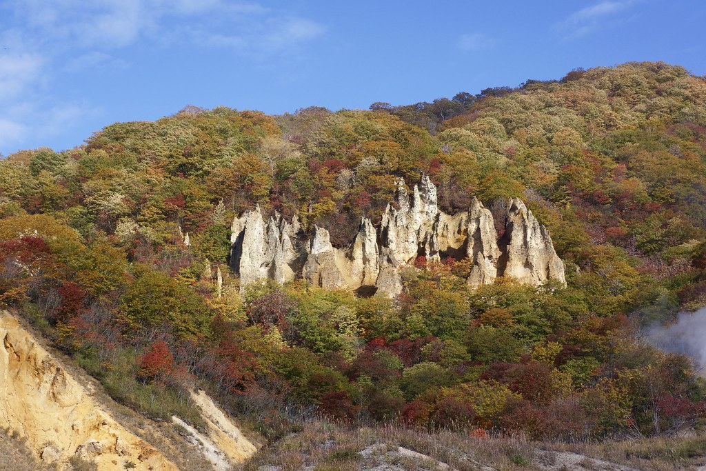 地獄谷 / Hell Valley (Jigokudani)