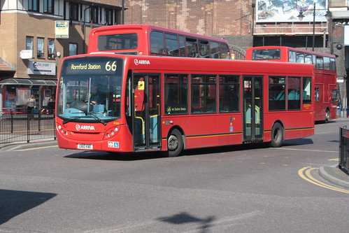 Arriva Southern Counties 4068 GN10KWE