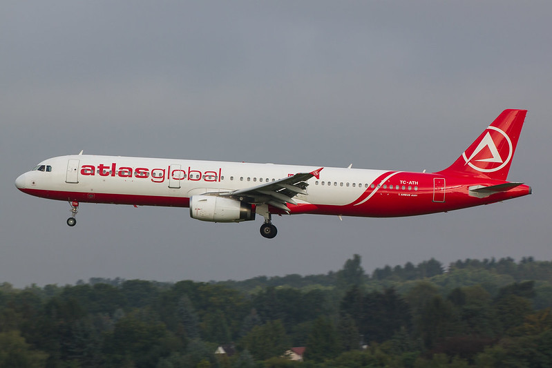 Atlasglobal - A321 - TY-ATH (1)