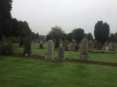 High Blantyre Cemetery