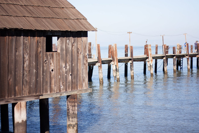 Old Fishing Pier