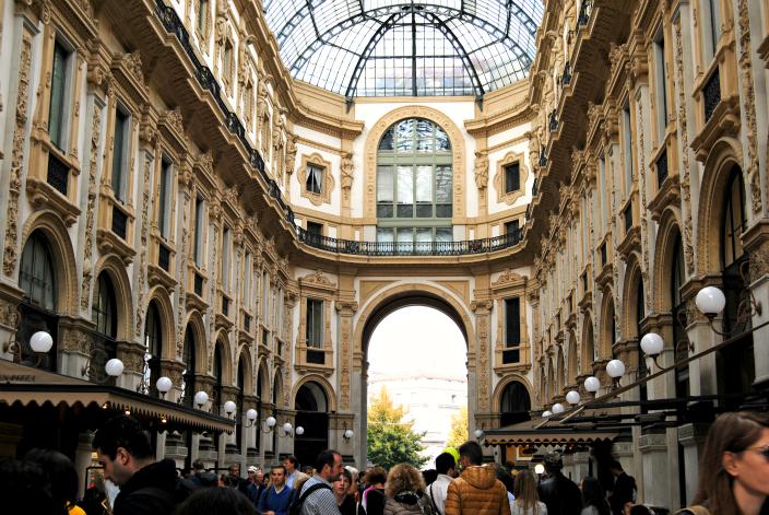 Galerias Vittorio Emanuele ll, Milano (07)