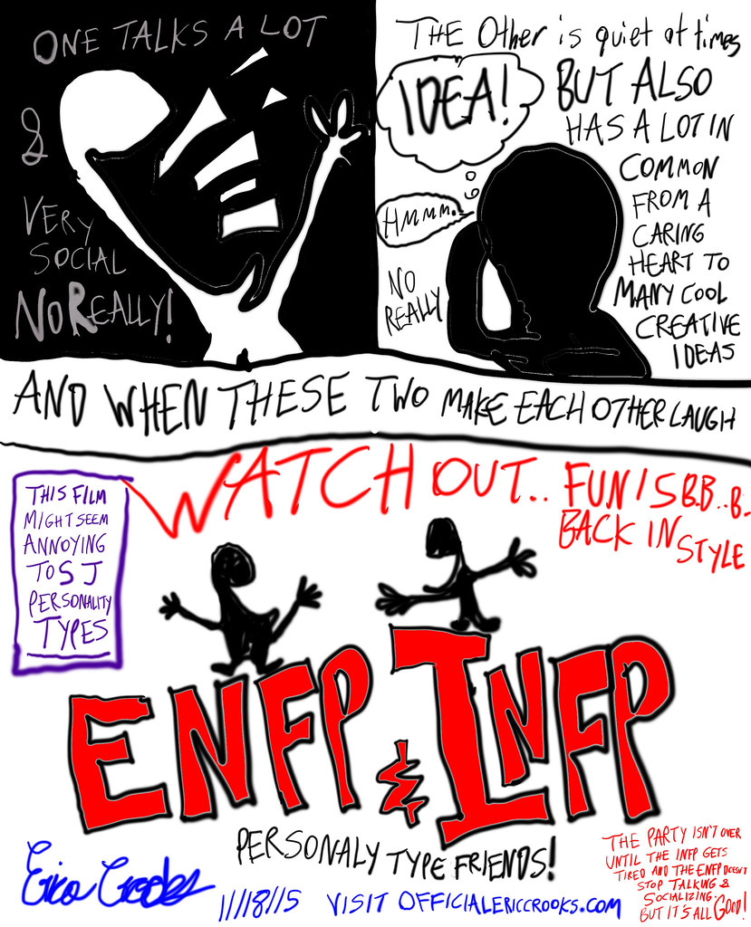how to love an enfp