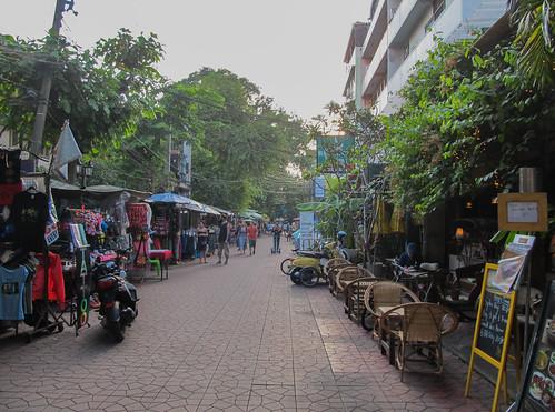 Bangkok: notre quartier