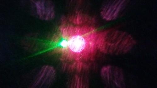 lights laser