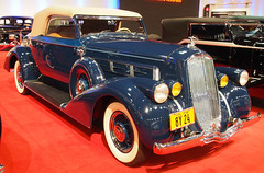 1938 Pierce-Arrow Convertible Coupe '8Y 24' 3