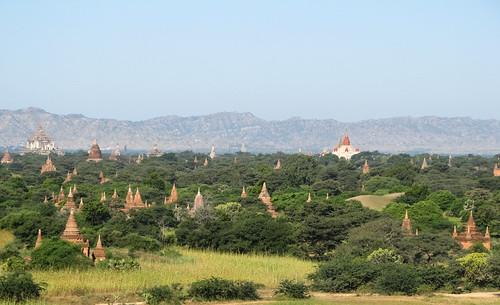 Bagan: la pagode Pyathada Paya