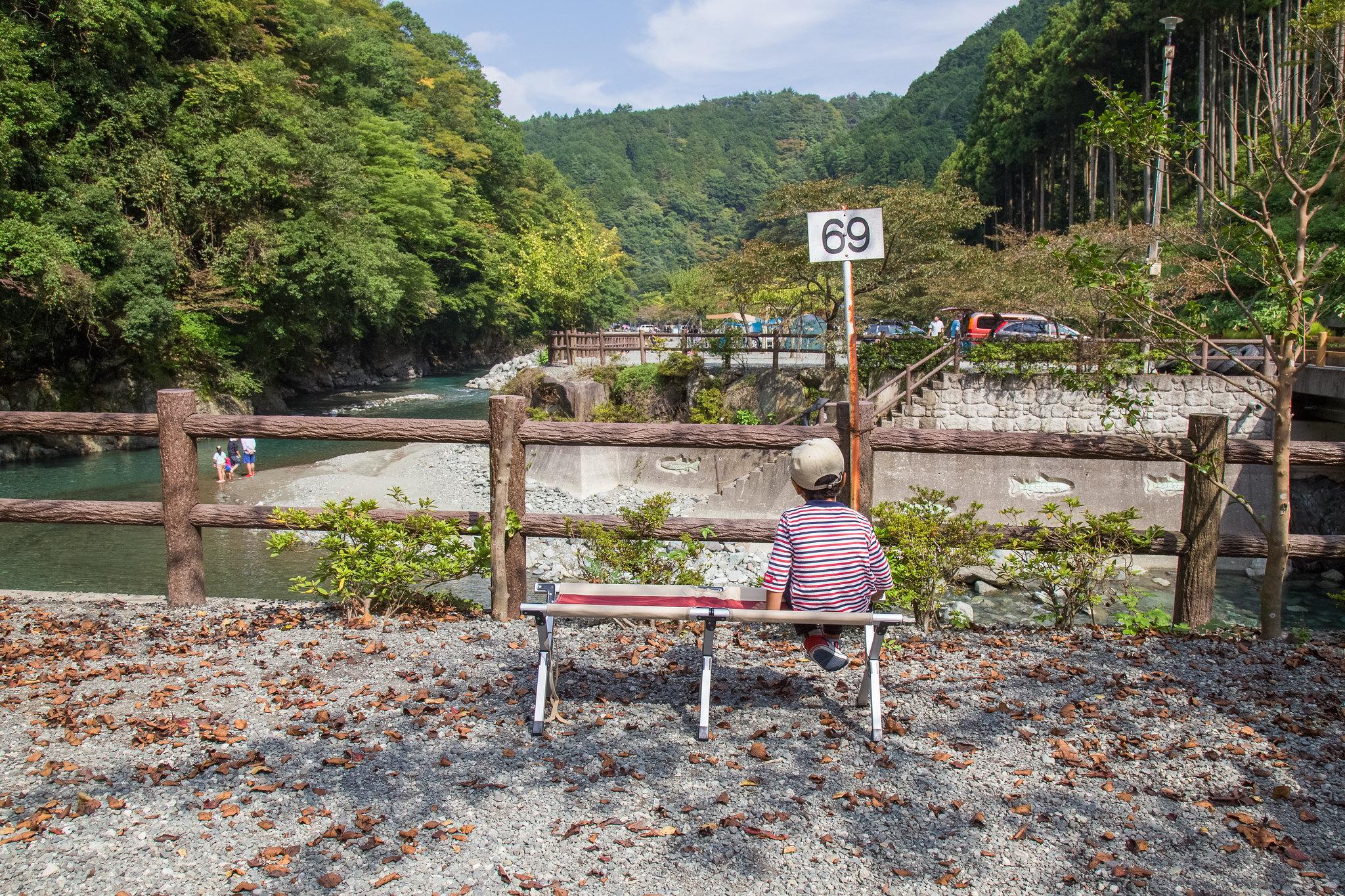 2014-10-11 神之川キャンプ場と青根コスモス園 002