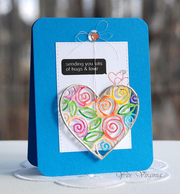 sending you lots of hugs and love