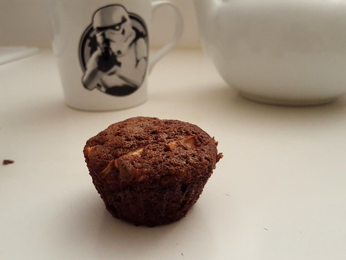 {Cuisine} Les muffins choco-pomme