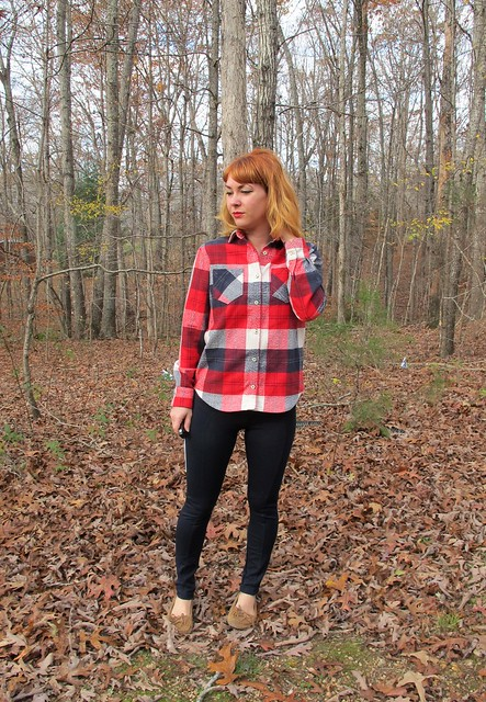 Flannel Archer shirt