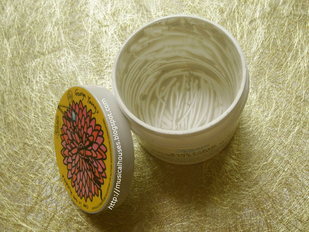 Empties Kiehls Rare Earth Clay Mask