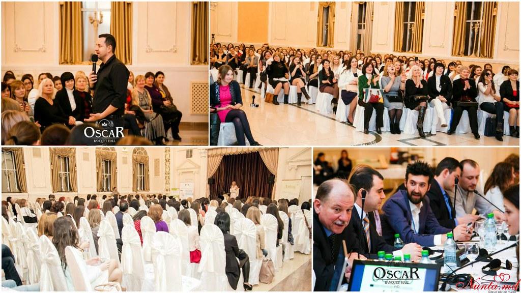"""Ресторан Oscar > """"Oscar Banquet Hall """"предлагает организацию конференций, презентаций, семинаров, тренингов и других деловых встреч!"""