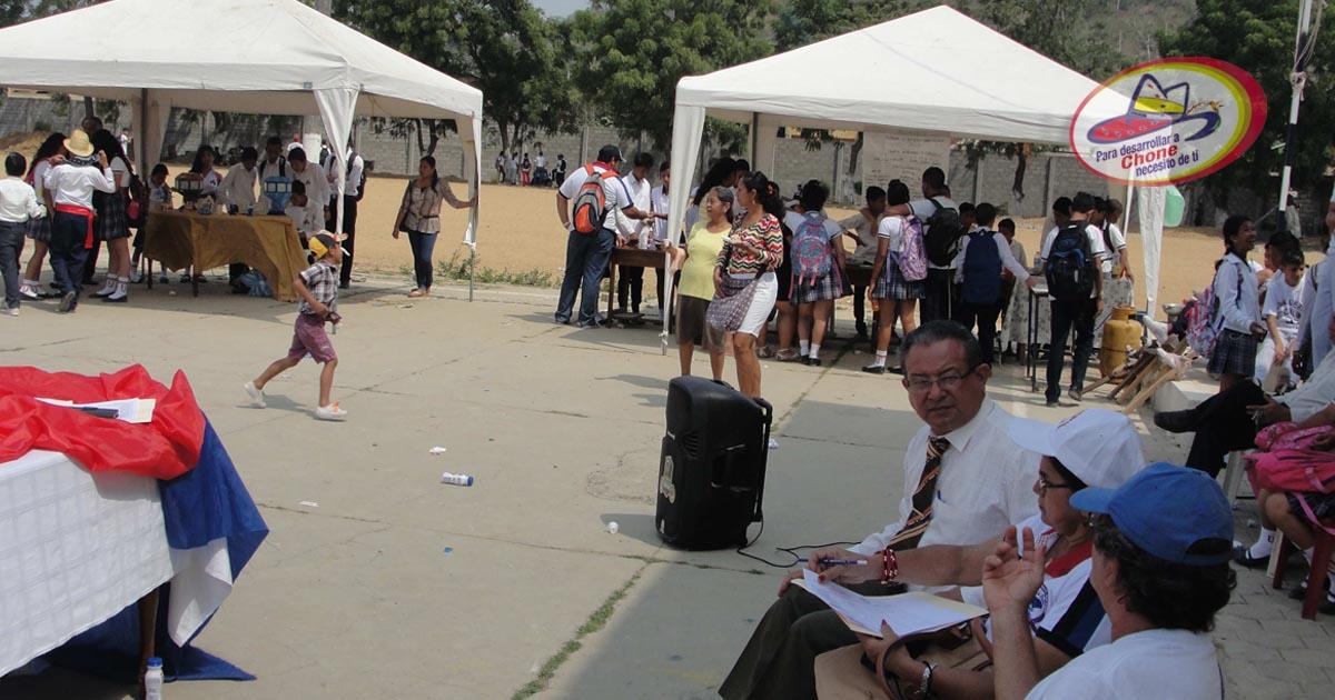 Proyecto de cultura y arte expone el municipio en feria estudiantil gonzalinos