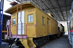 Union Pacific Railroad  No. 25766, Utah, Ogden, Utah State Railroad Museum