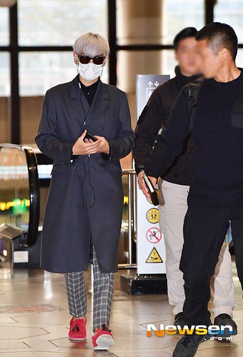 TOP Departure Seoul to Tokyo 2016-11-03 (21)
