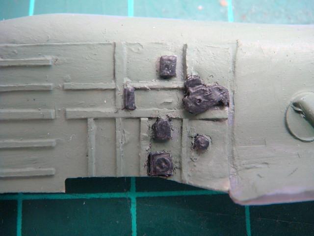 Starboard side cleaned up, Sony DSC-T100