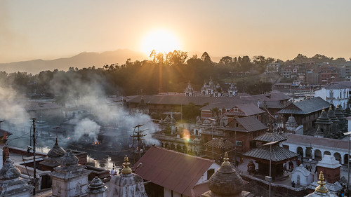 kathmandu centraldevelopmentregion nepal np pashupatinathtemple canon 1dx markii availablelight ef2470mmf28liiusm sunset