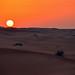 Dubai Desert Sunset by Atilla2008