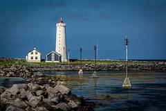 Gróttuviti, Seltjarnarnes, Iceland