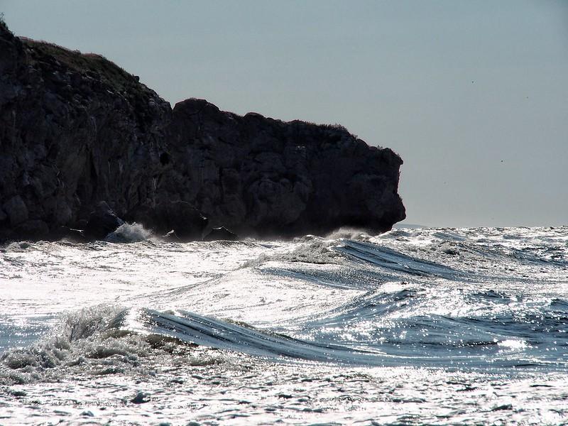 Karalar coast of Kerch peninsula, Crimea, Ukraine
