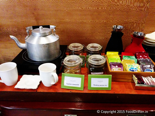 The Tea Section
