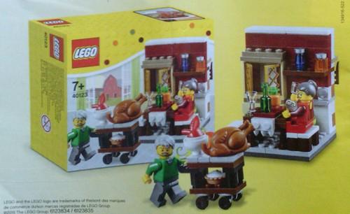 LEGO Seasonal 40123