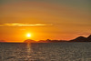 Sunset off Dubrovnik by mark_mullen