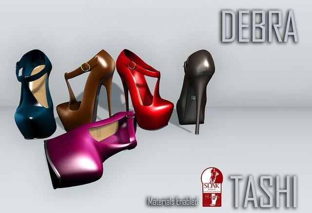 TASHI Debra