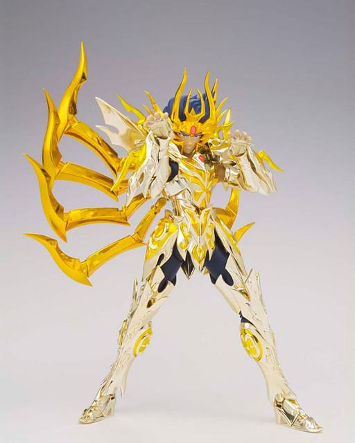 【官圖&販售資訊更新!】聖鬪士聖衣神話EX  黃金聖鬪士巨蟹座迪斯瑪斯克(神聖衣)