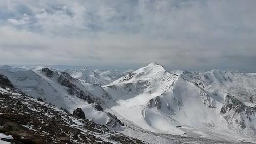 Альпиниада на пик Молодежный (4147 м) (24)