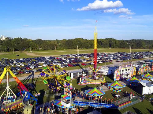carnival sky festival fun nc northcarolina bluesky fair aerial entertainment wilson carnivalrides amusementrides communityevent thrillrides fairrides wilsoncountyfair mechanicalrides bigrockamusements