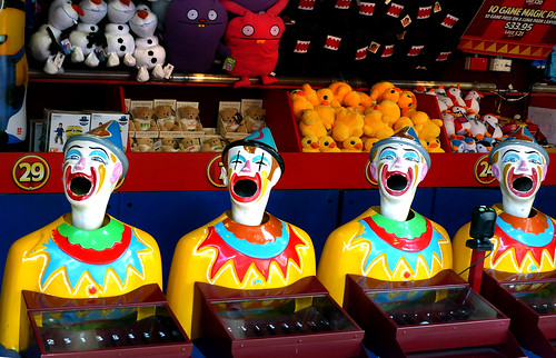 Laughing Clowns.