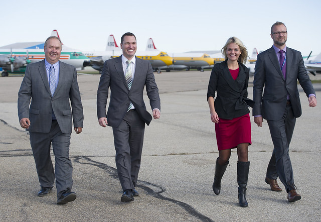 Red Deer Airport expansion takes off