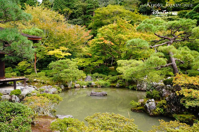 Kyoto - Ginkakuji (Silver Pavilion) 03