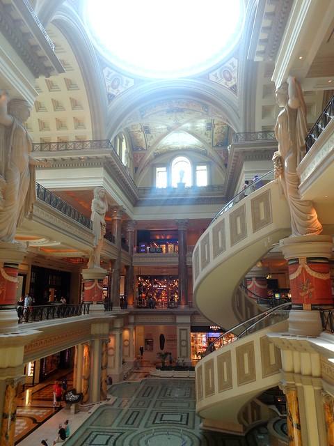 Ceasar's Palace Hotel, Las Vegas