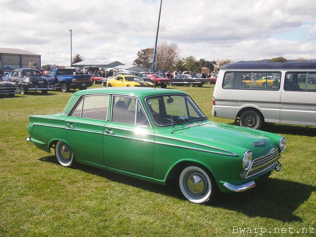 mk1 Ford Cortina